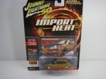 Honda Civic Custom 1996 Street Freaks 1:64 Johny Lightning